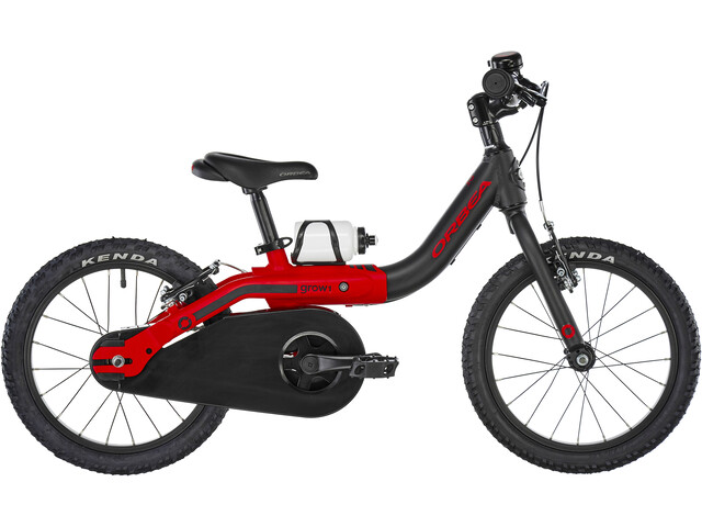 ORBEA Grow 1 - Vélo enfant - rouge/noir